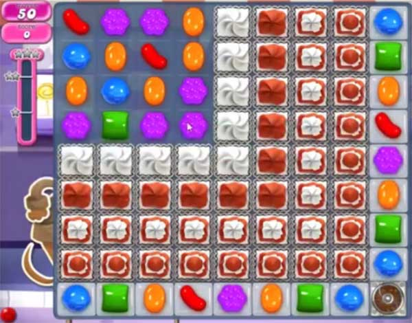 candy crush level 1268