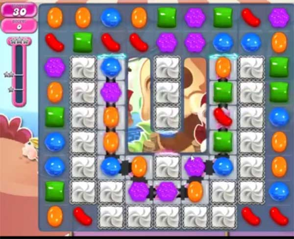 candy crush level 1284