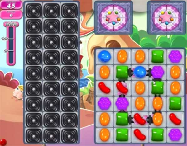 candy crush level 1292