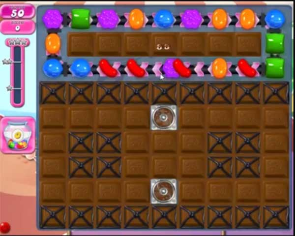 candy crush level 1295