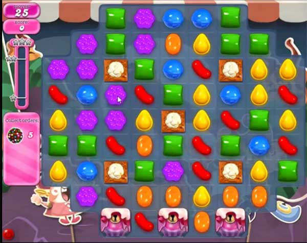 candy crush level 1301