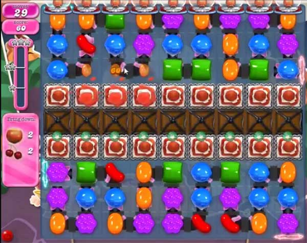 candy crush level 1309