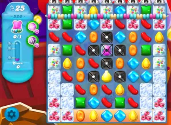 candy crush soda level 526