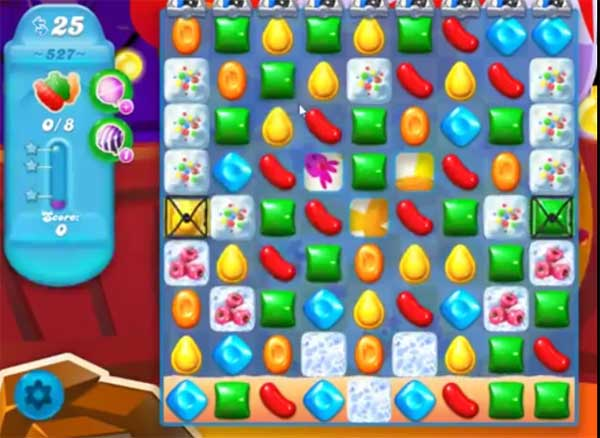 candy crush soda level 527