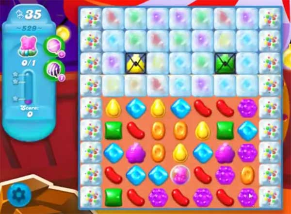 candy crush soda level 529