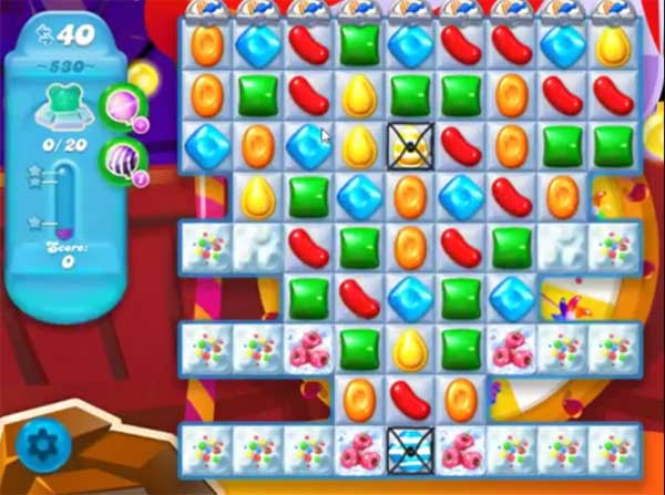 candy crush soda level 530