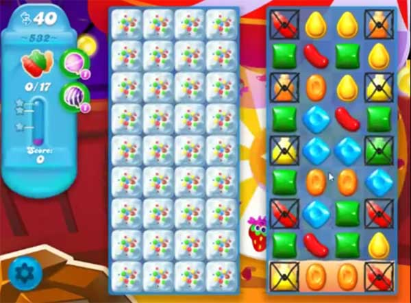 candy crush soda level 532