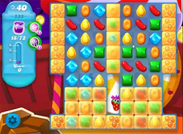 candy crush soda level 535