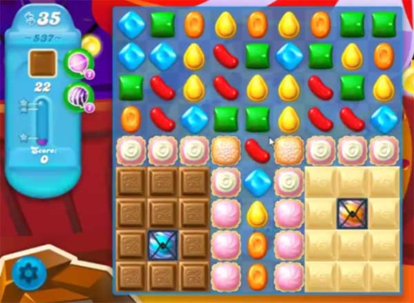 candy crush soda level 537