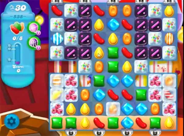candy crush soda level 538