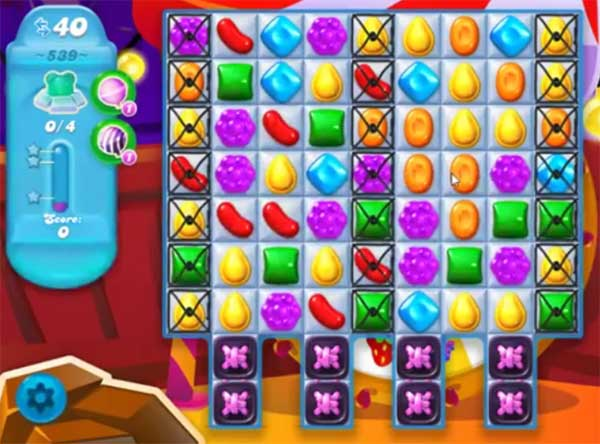 candy crush soda level 539