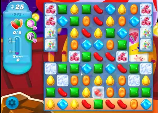 candy crush soda level 542
