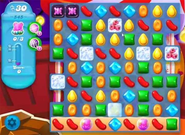 candy crush soda level 545