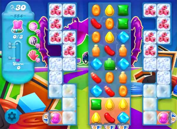 candy crush soda level 554
