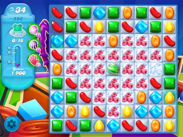 candy crush soda level 556