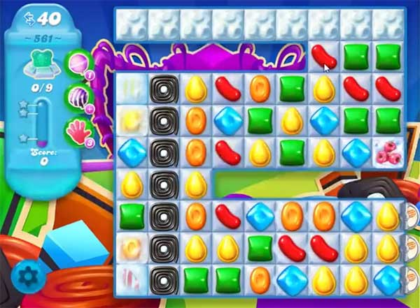 candy crush soda level 561