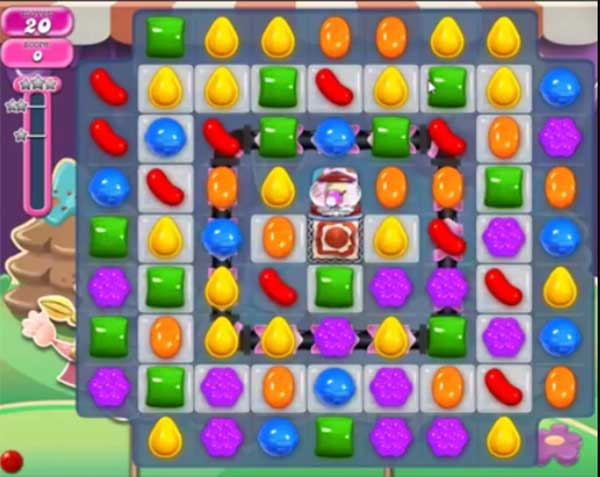 candy crush level 1341