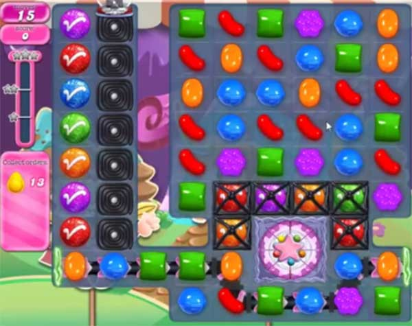 candy crush level 1345
