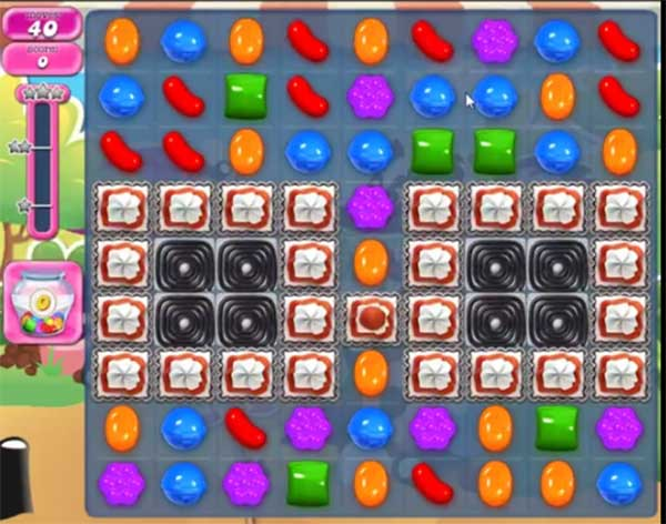 candy crush level 1361