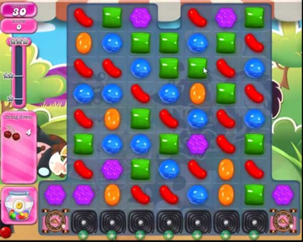 candy crush level 1363