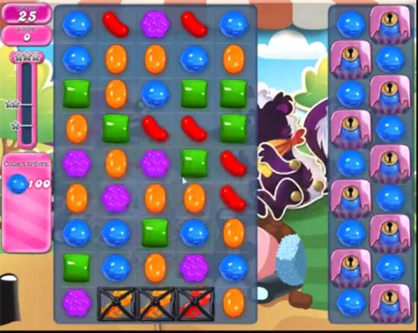 candy crush level 1365