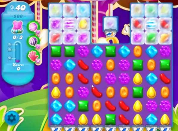 candy crush soda level 566