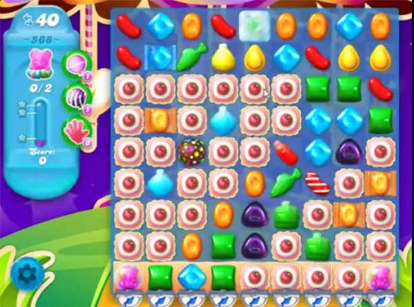 candy crush soda level 568
