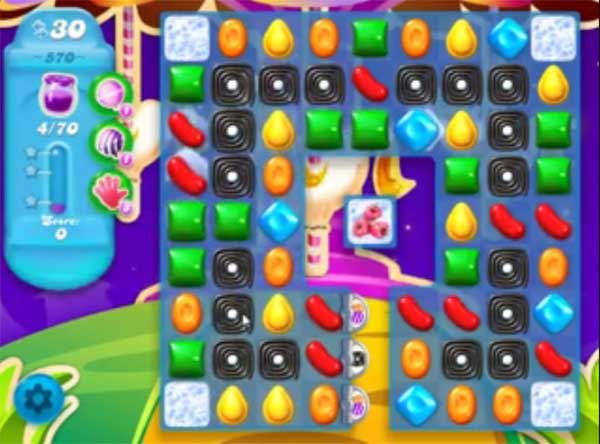 candy crush soda level 570
