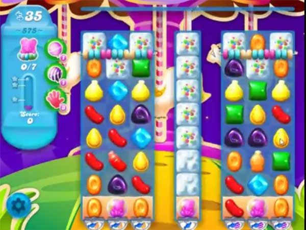 candy crush soda level 575