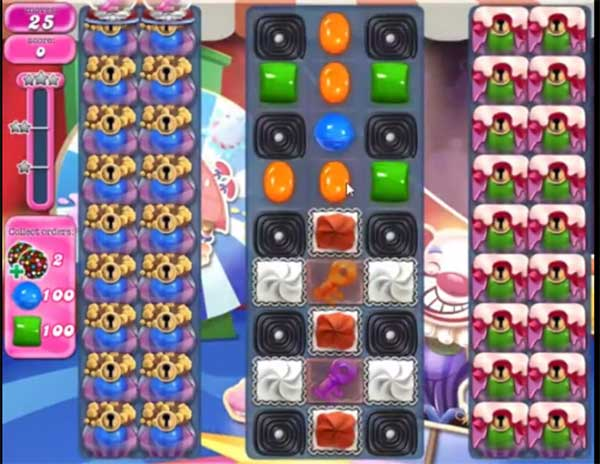 candy crush level 1371