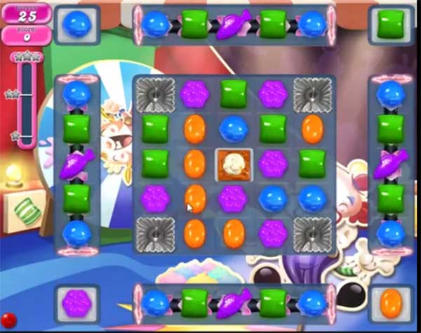 Tips and Walkthrough: Candy Crush Level 1373