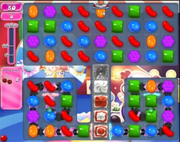 candy crush level 1374
