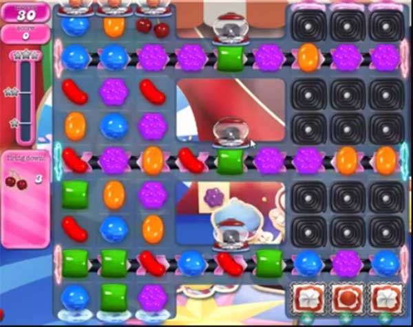 candy crush level 1377