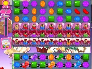 candy crush level 1387