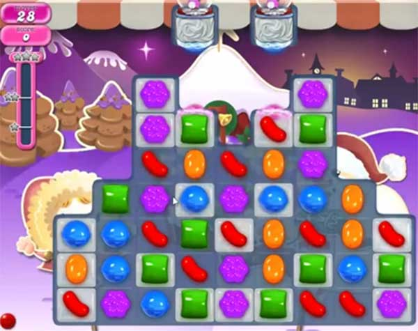 candy crush level 1395