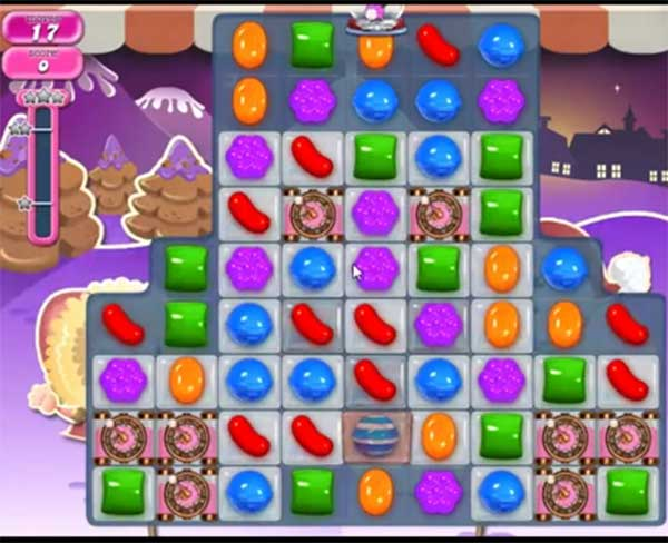 candy crush level 1398
