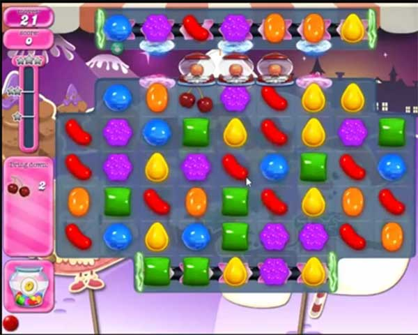candy crush level 1400