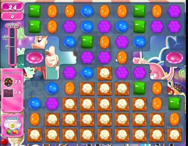candy crush level 1401