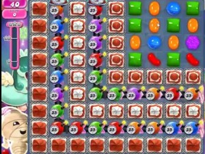 candy crush level 1407