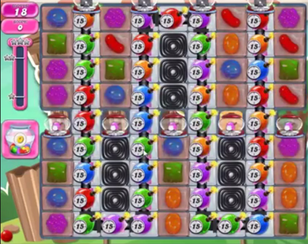 candy crush level 1419