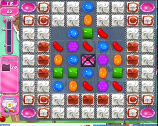 candy crush level 1420