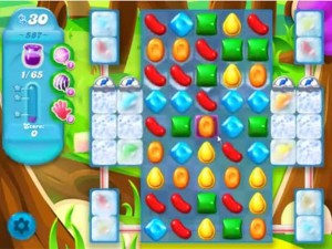candy crush soda level 587