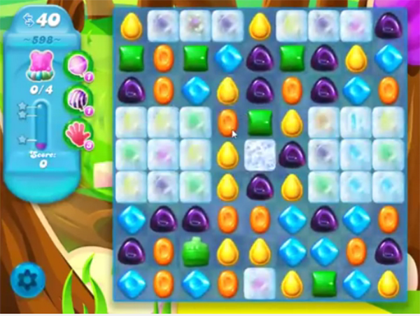 candy crush soda level 598