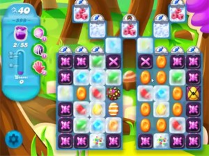candy crush soda level 599