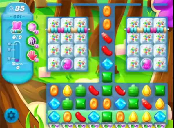 candy crush soda level 601