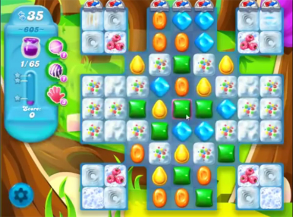 candy crush soda level 605