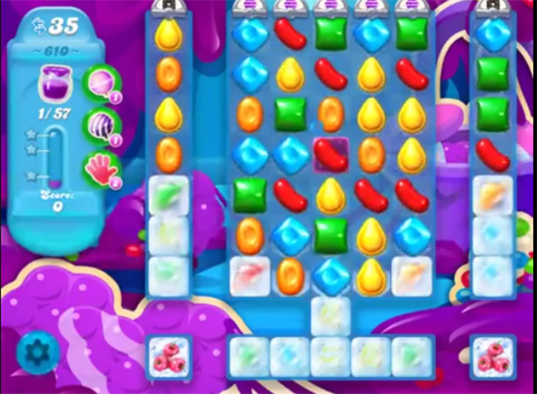 candy crush soda level 610