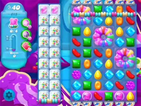 candy crush soda level 613