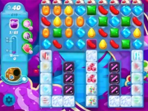 candy crush soda level 619