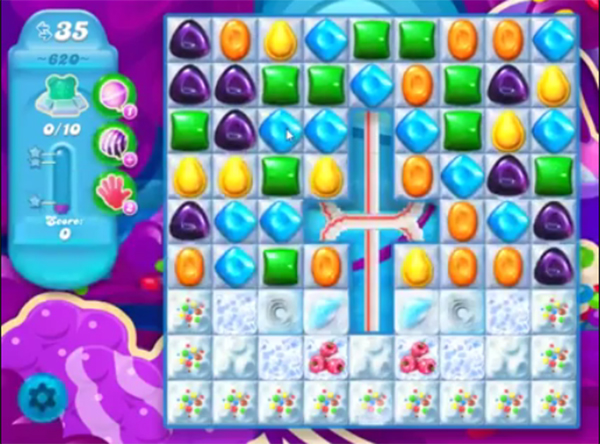 candy crush soda level 620
